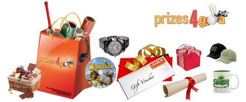 Infinity Vision launches Prizes4Goa.com 1.0 - Goa